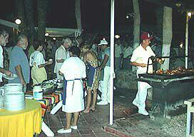 Saturday Night Pig Roast - Hotel Serenidad - Photo Copyright - BajaQuest